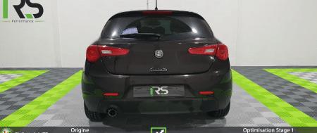 Reprogrammation Alfa Romeo Giulietta 1.6 JTDm