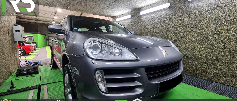 Reprogrammation Porsche Cayenne 3.6 V6 290ch