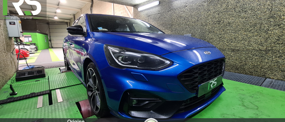 Reprogrammation Ford Focus 1.0 Ecoboost